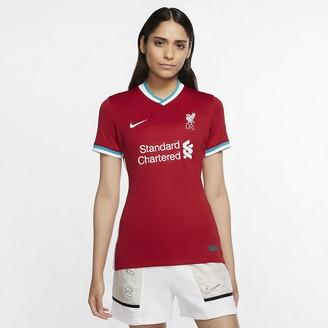Nike Women's Soccer Jersey Liverpool FC 2020/21 Stadium Home