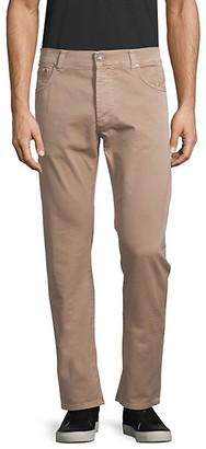 Isaia 2-Piece Slim-Fit Jeans Cotton Bandana Set