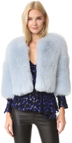 J. Mendel Shadow Fox Chubby Jacket