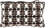 Marni Rhinestone-Embellished Clutch