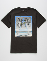 Asphalt Yacht Club Palm Island Mens T-Shirt