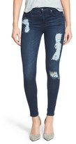 James Jeans Women's Ankle Five-Pocket Denim Leggings