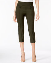 Style&Co. Style & Co Pull-On Cropped Pants, Only at Macy's