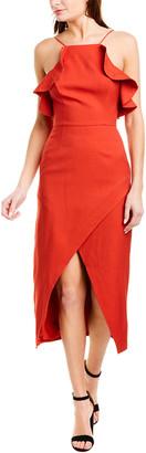 C/Meo Affinity Midi Dress