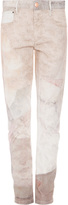 Isabel Marant Valone Printed Jeans