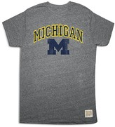 Original Retro Brand Boys' Michigan Heather Tee - Sizes S-XL