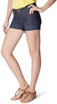 True Religion Keira Mid Thigh Cut Off Womens Shorts