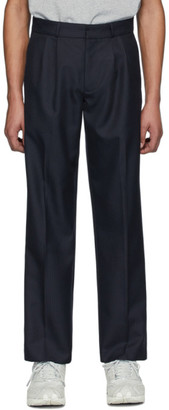 Gr Uniforma GR-Uniforma Navy Classical Suit Pants