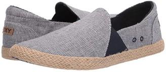 Roxy Brayden Jute (Nautical Blue) Women's Shoes