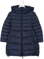 Il Gufo long padded coat