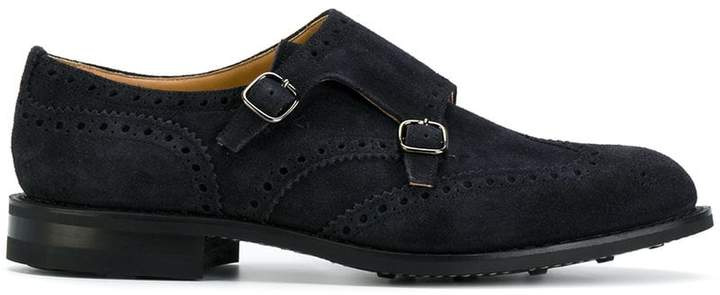 Church's Seaforth monk shoes