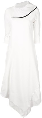 Taylor Compelled midi dress