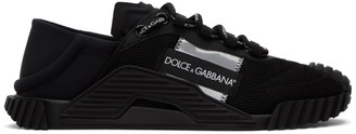 Dolce & Gabbana Black NS1 Sneakers