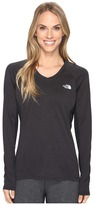 The North Face Initiative Long Sleeve Shirt ) Women's Long Sleeve Pullover