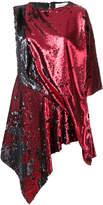 Marques Almeida Marques'almeida sequinned asymmetric dress