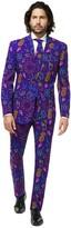 Opposuits Men's OppoSuits Slim-Fit Doodle Dude Suit & Tie Set