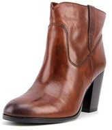 Frye Myra Bootie Women Us 7.5 Red Ankle Boot.
