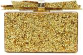 Edie Parker embellished clutch bag
