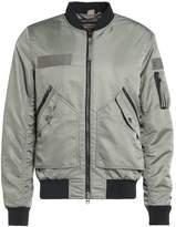 True Religion Bomber Jacket Chalk Green