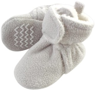 Hudson Baby Sherpa Lined Booties (Baby Boys and Baby Girls)