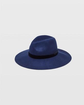 Club Monaco Hat Attack Wide Brim Wool Hat