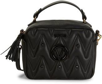Mario Valentino Valentino By Boulette D Sauvage Studded Camera Bag