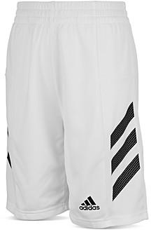 adidas Boys' Pro Sport 3 Stripe Shorts - Big Kid