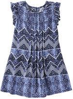Osh Kosh 2-Piece Pleated Floral Dress