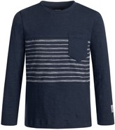 Silver Jeans Striped Shirt - Long Sleeve (For Little Boys)