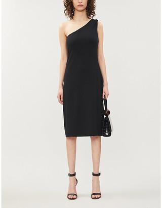 Reformation Jet sleeveless stretch-woven midi dress