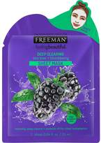 Freeman Deep Clearing Tea Tree & Blackberry Sheet Mask
