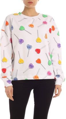 Love Moschino Lollipop Crewneck