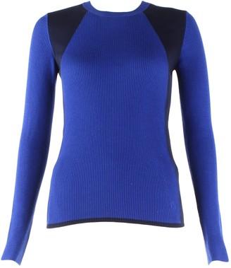 Louis Vuitton Blue Wool Tops