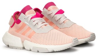 Flat Perforated Sneakers