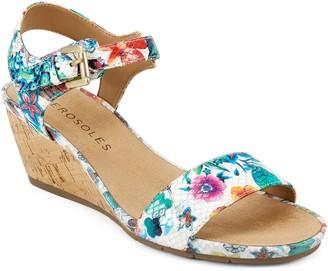 Aerosoles Carago Women's Wedge Sandals