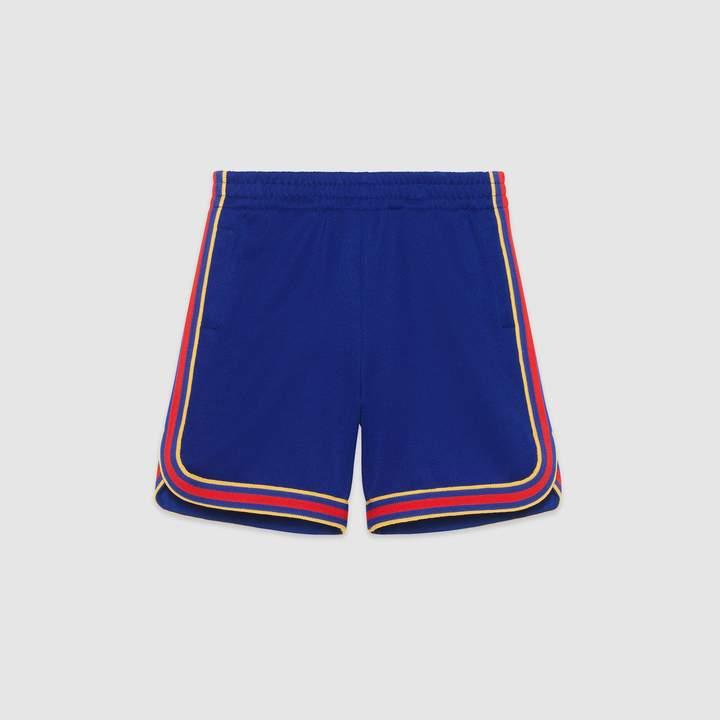 Gucci Children's technical jersey short