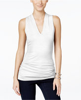 INC International Concepts Sleeveless V-Neck Top, Only at Macy's