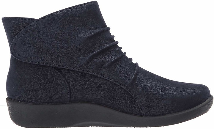 Navy Shoes Clarks - ShopStyle