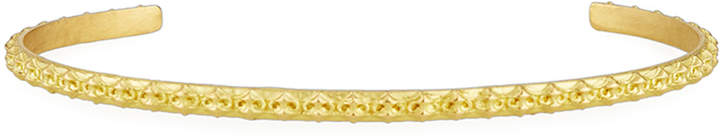 Armenta Sueno Crivelli Slim 18K Bangle Bracelet