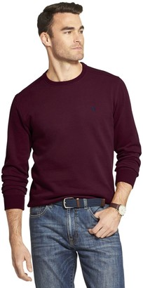 Izod Men's Advantage Performance Fleece Crewneck Pullover