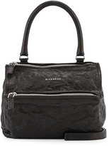 Givenchy Pandora Pepe Small Satchel Bag, Black