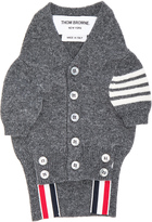 Thom Browne Cashmere Canine Cardigan