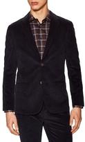 Vince Camuto Cotton Cord Blazer