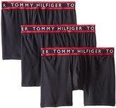 Tommy Hilfiger Men's 3-Pack Cotton Stretch Boxer Brief