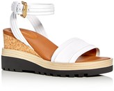 See by Chloe Robin Ankle Strap Platform Wedge Sandals