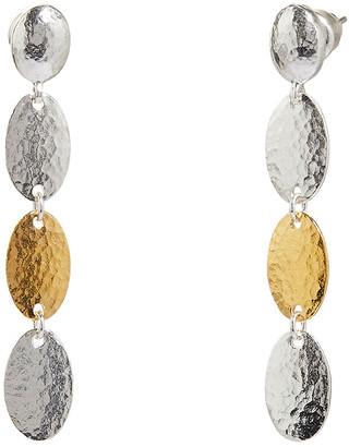 Gurhan Mango Silver Stiletto Earring
