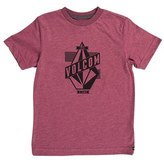 Volcom Boy's Wrapped Logo T-Shirt