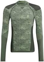Odlo Evolution Warm Undershirt Dark Grey