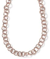 "Ippolita Rose Glamazon Round Link Necklace, 17""L"