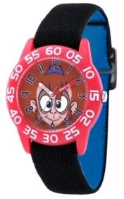EWatchFactory Disney Aladdin Abu Boys' Red Plastic Watch 32mm